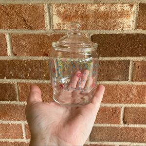 VTG Atomic Glass Sugar Dish